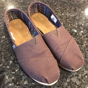 Toms Light brown Shoes size 7.5